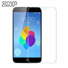 Screen Protector MEIZU M1 M2 M3 NOTE 2 Note3 Premium Tempered Glass MX5 MX2 MX3 MX4 Pro5 Pro4  2.5D Anti-Explosion anti-Shatter