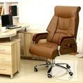Luxus High end Synthetische Leder Boss Stuhl Ergonomische Computer Büro Executive Stuhl Fahrstuhl Swivel Stuhl Bürostuhl Sitz-in Bürostühle aus Möbel bei