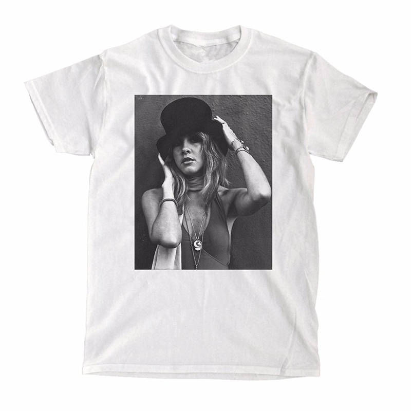 4110e6c3 Buy stevie nicks t shirt and get free shipping on AliExpress.com