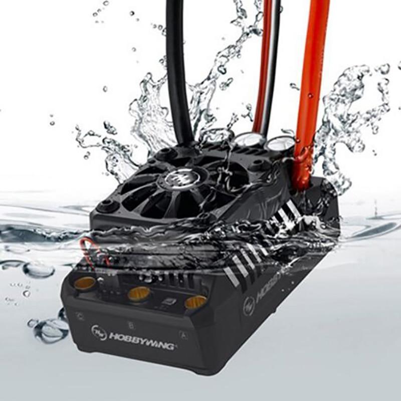 Hobbywing EzRun Max6 V3 160A rc car ESC Speed Controller Waterproof Brushless ESC for 1 6