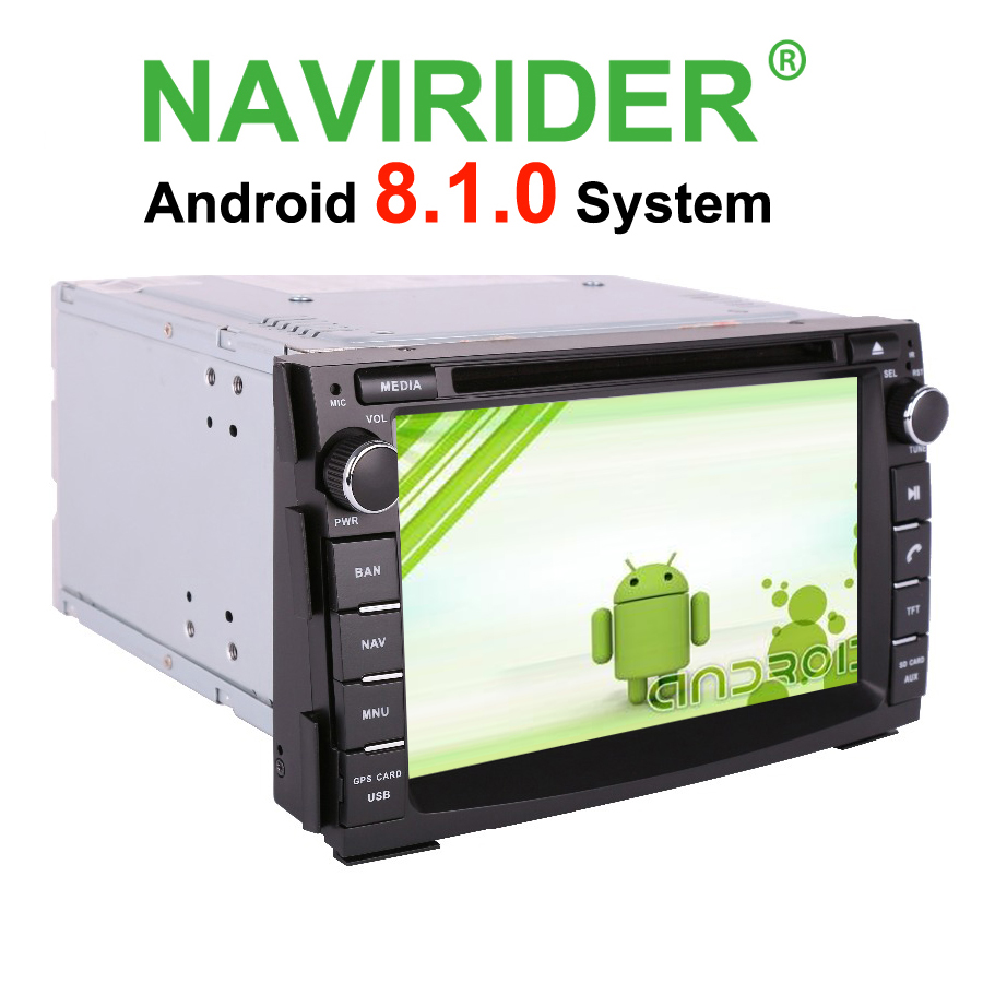 Android 8.1.0 HU Car Radio for KIA CEED 2006 2012 GPS car multimedia Player car audio player car music player stereo headunits