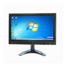 Buy 10.1″ inch Screen LCD Color Monitor IPS Display BNC HDMI VGA AV Audio Speaker for PC CCTV Computer Game Security 16:9