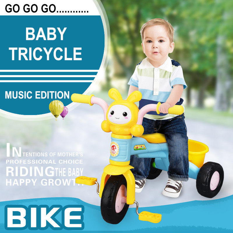 ride on toys cars kids bikes tricycle baby walkers bicycle music version cartoon childrens bicycles three wheeled bicycle