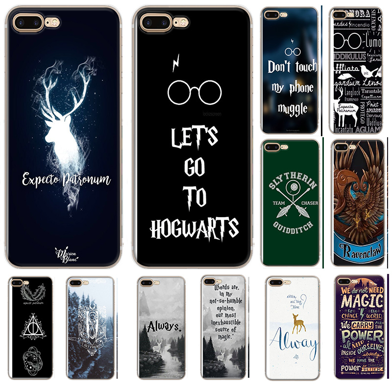 <font><b>HarryPotter</b></font> Dynamic Case Phone Cover For iPhone XR Max XS X 8 7 6s 6 5 5s SE Plus soft tpu image