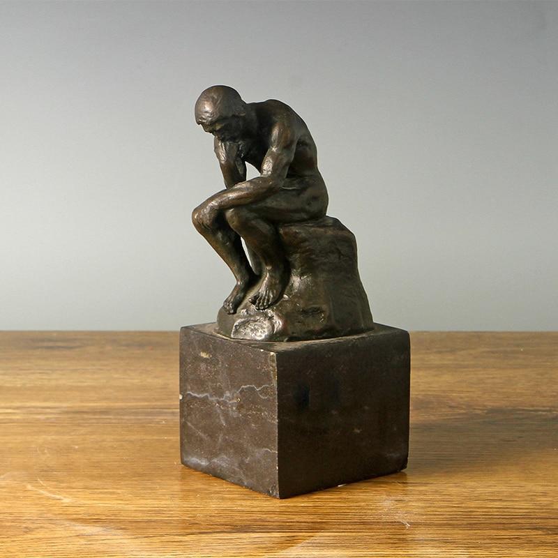 ATLIE BRONZES Famous Bronze Statue Reproduction Rodin ...
