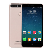 "LEAGOO KIICAA PUISSANCE 5.0 ""Android 7.0 Smartphone MTK6580A Quad Core 2 GB 16 GB 8MP D'empreintes Digitales 4000 mAh Téléphone Portable double Arrière Caméras"
