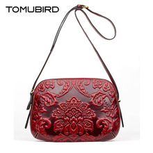 Tomubird2016 new high-quality fashion luxury brand shoulder genuine leather bag counter genuine, female well-known brands