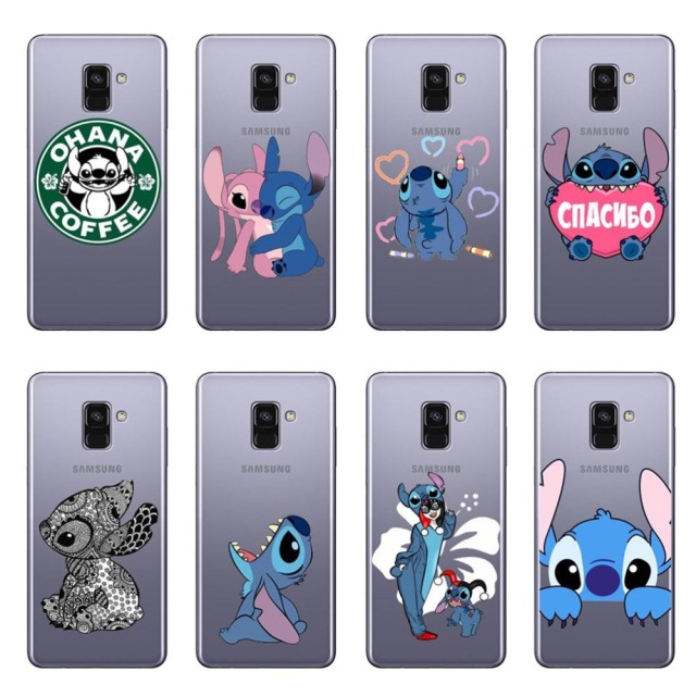 coque stitch galaxy s7 edge