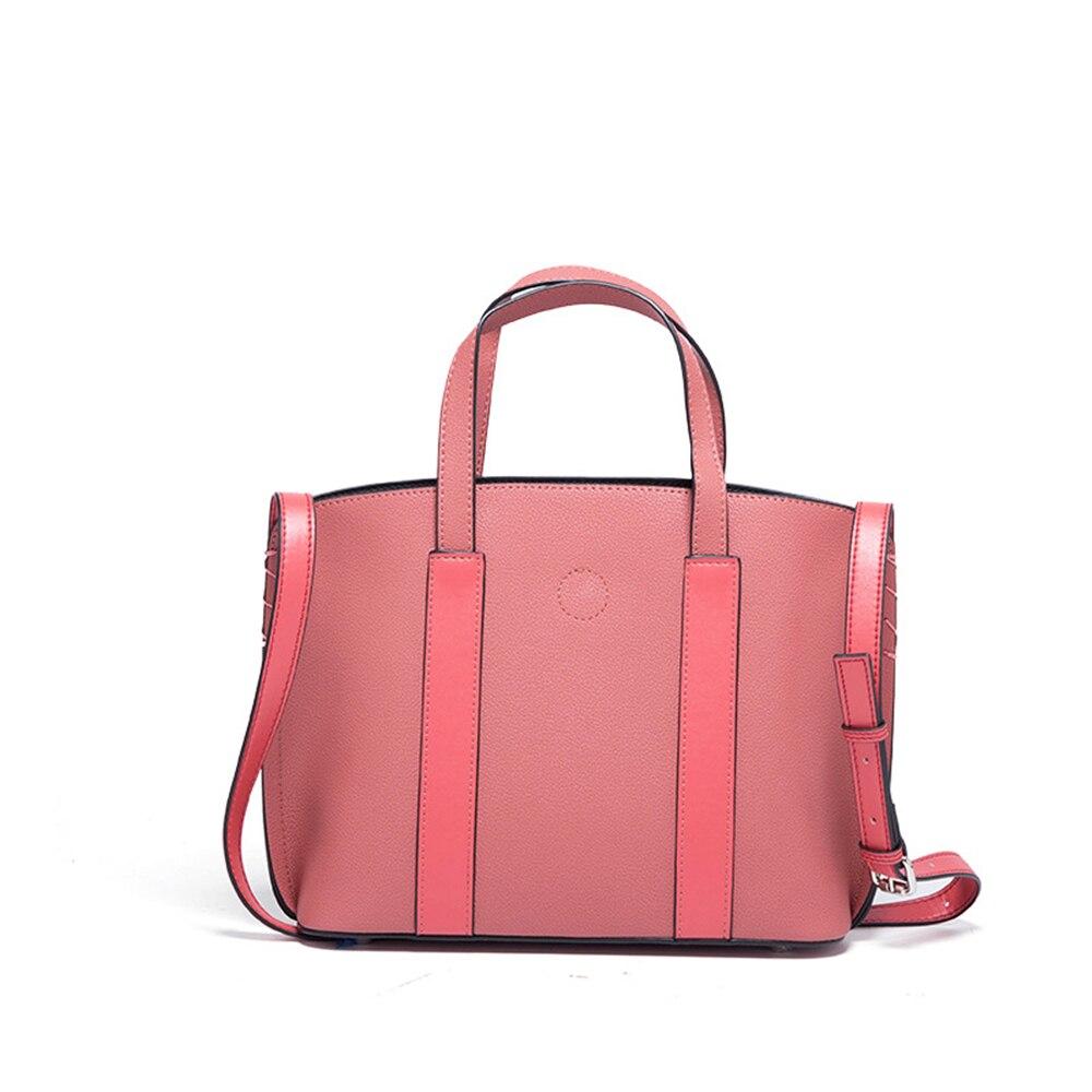 Femmes Style Emballages Design Filles Black À Les Luxe Mode Épaule Arrivée red Main Brand Causal De Sac En Véritable Dame Pour Nouvelle Simple Cuir U5qCwW8W1