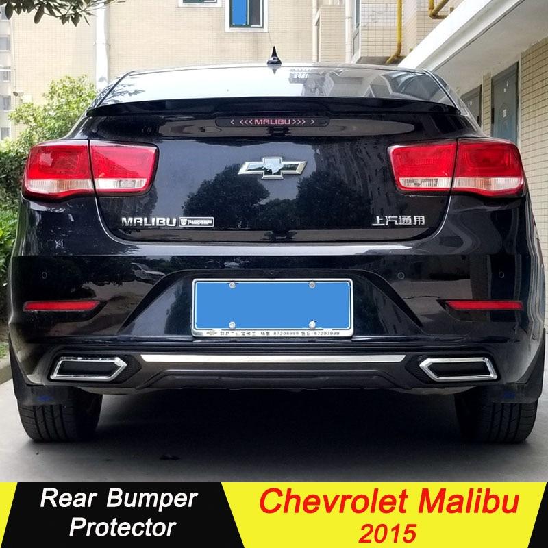 Rear Bumper Lip Diffuser For Malibu 2015 Rear Bumper