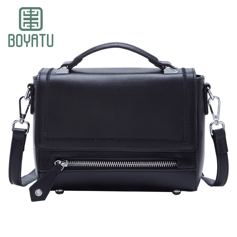 BOYATU  England Retro Handbag Messenger Bag Classical New Bag Gift Fow Women john escott england