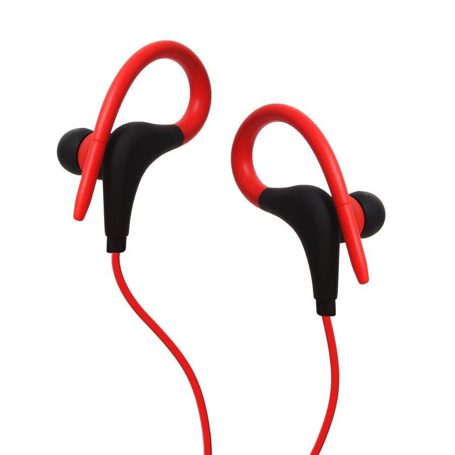 ECdreamer Bluetooth 4.0 Earphone Headset Stereo Portable Wireless Handsfree Headphones Anti Sweat Sport Earbuds Universal BT-48