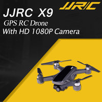 JJRC X9 Heron 5G HD 1080P Camera WiFi FPV RC Drone GPS Brushless Gimbal Flow Positioning Altitude Hold RC Remote Quadcopter
