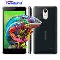 """Leagoo M5 m5 плюс Противоударный Смартфон 3 Г 5.0 """"Android 6.0 MTK6580 Quad Core 2 ГБ + 16 ГБ отпечатков пальцев 8MP 2300 мАч Мобильного Телефона"""