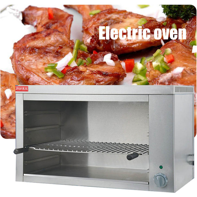 1PC FY 937 Stainless Steel Baking Oven,Electric Oven For Making Bread, Cake