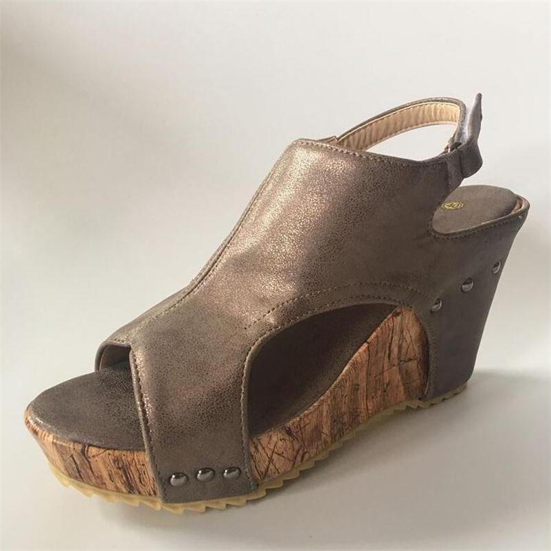 296430f90ef5c7 Vintage Noir De Cales Romaines Sandales 43 Femme Femmes kaki Plus Bayuxshuo  Gladiateur or D'été ...