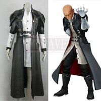 Hot Anime Kingdom Hearts Xehanort Uniform Cosplay Costume