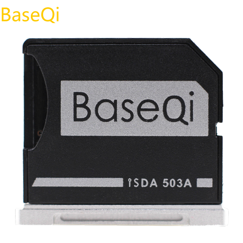 BaseQi Aluminum Micro SD/TF Card Adapter For MacBook Pro Retina 15 (Mid 2012/Early 2013) 43 2012