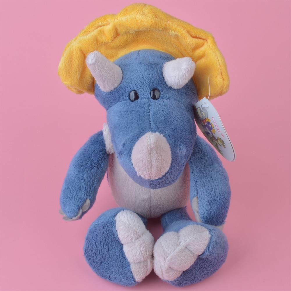 35-50cm NICI Plush Toy Dinos Series, Trevor Baby Toy, Brithday Gift Free Shipping