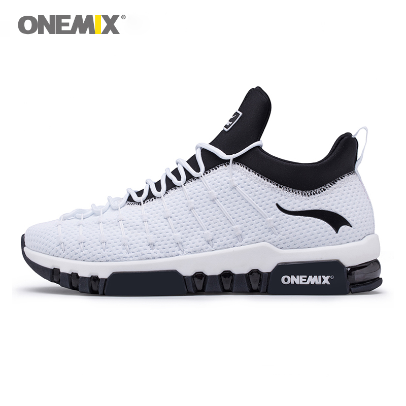Onemix running shoes for men walking shoes for women light breathable   soft insole for outdoor trekking walking running sneaker onemix 2016 men s running shoes breathable weaving walking shoes outdoor candy color lazy womens shoes free shipping 1101