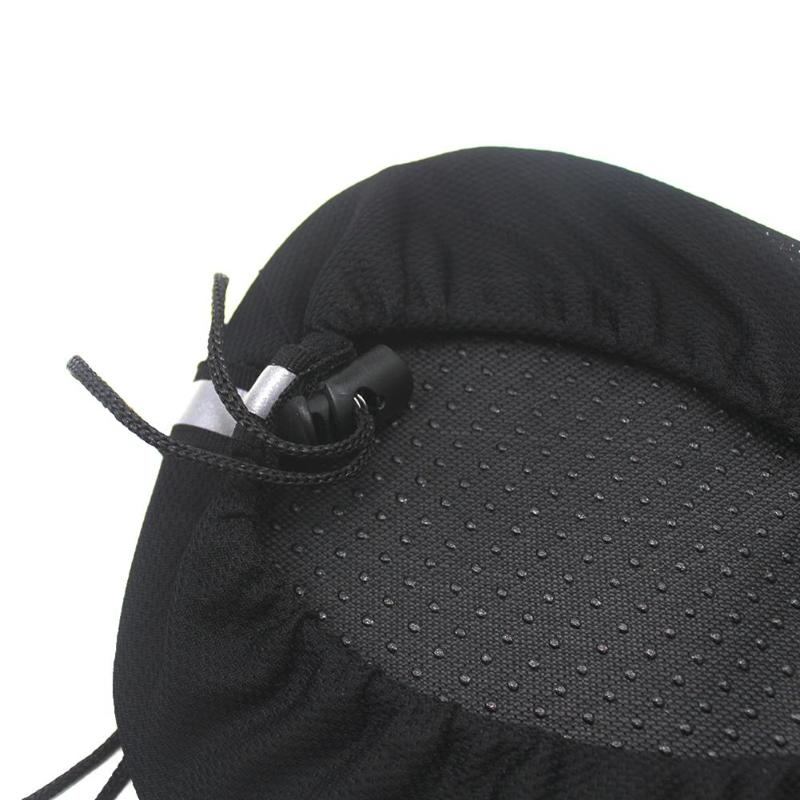 Мягкая силиконовая подушка Bike,  Удобный чехол для велосипедного сиденья
