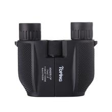 Free shipping high times 10X25 HD All-optical green film waterproof binoculars telescope for tourism binoculars hot selling selling tourism
