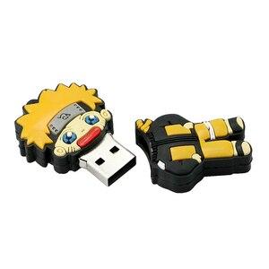 Image 4 - محرك فلاش USB الكرتون ناروتو ساسوكي النينجا القلم محرك 4GB 8GB 16GB 32GB 64GB 128GB بندريف USB 2.0 ذاكرة فلاش عصا الهدايا