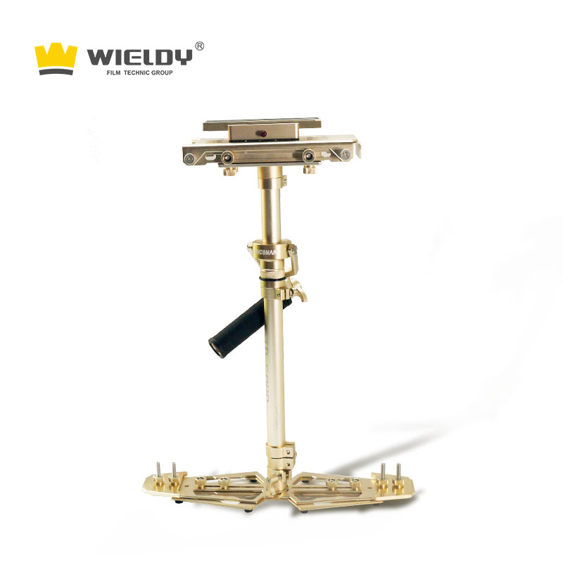 Wieldy HD 5000 Aluminum-magnesium alloy camera handheld stabilizer DSLR steadicam 1-5kg camcorder video steadycam ajustable s60 gradienter handheld stabilizer steadycam steadicam photo studio stabilizer accessories for camcorder dslr