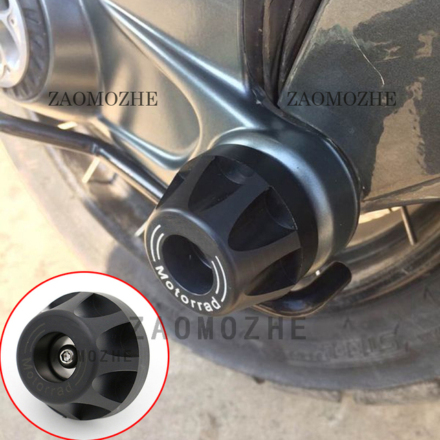 For Bmw R1200rt 2005 2013 Motorcycle Final Drive Housing Cardan Crash Slider Protector For Bmw R1200st 2005 2008