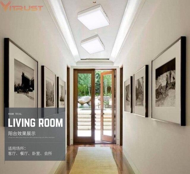 Vitrust Aisle led Ceiling Lamps Small Lighting Fixture Bathroom ...