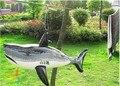 Hot nova grande tubarão inflável Crianças brinquedos infláveis para nadar água animais marinhos brinquedos das Crianças, decorações home
