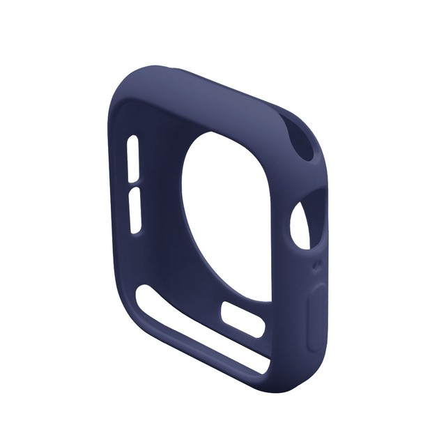 Soft Silicone Case for Apple Watch 5