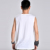 Marca masculina solto clothing camisa sem mangas t jogo exercício ao ar livre camisa bottoming vest regata homens clothing plus size