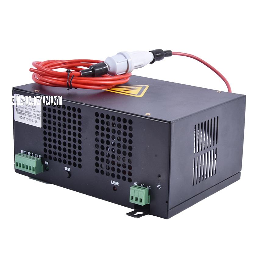 1PC 110V or 220V Power Source 60W Co2 Laser Cutting Laser Power1PC 110V or 220V Power Source 60W Co2 Laser Cutting Laser Power