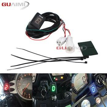 Motorcycle LCD Electronics 6 Speed 1-6 Level Gear Indicator Digital Gear Meter For Yamaha MT03 MT07 MT09 MT-03 MT-07 MT-09 EFI