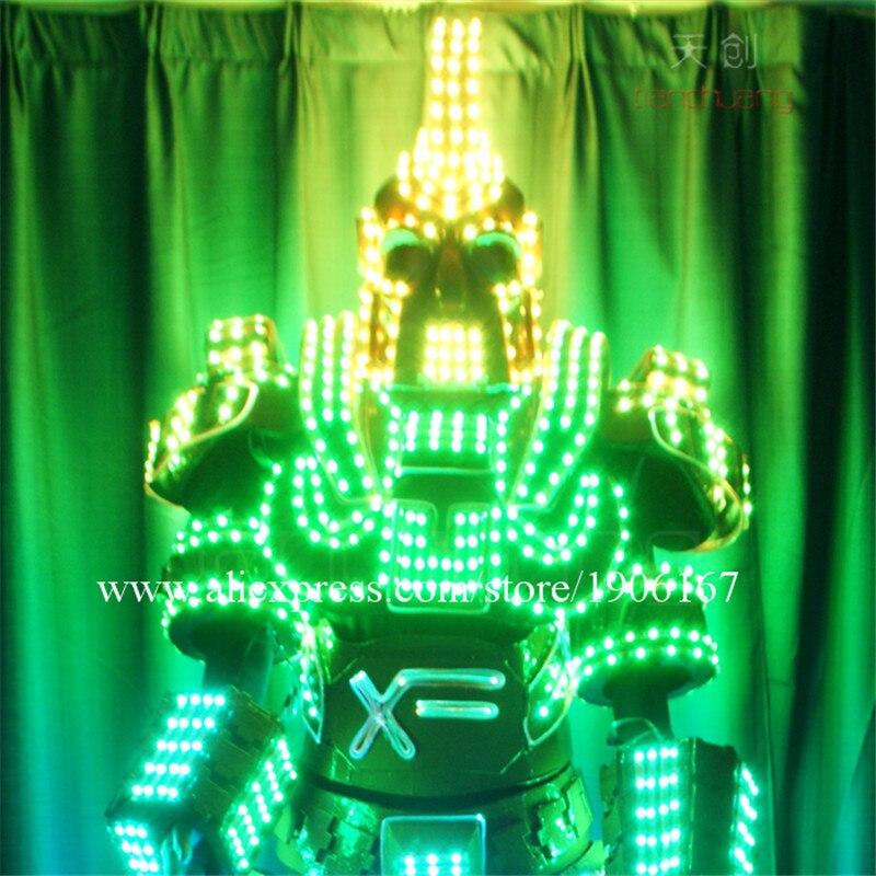 Stilt man LED Robot7