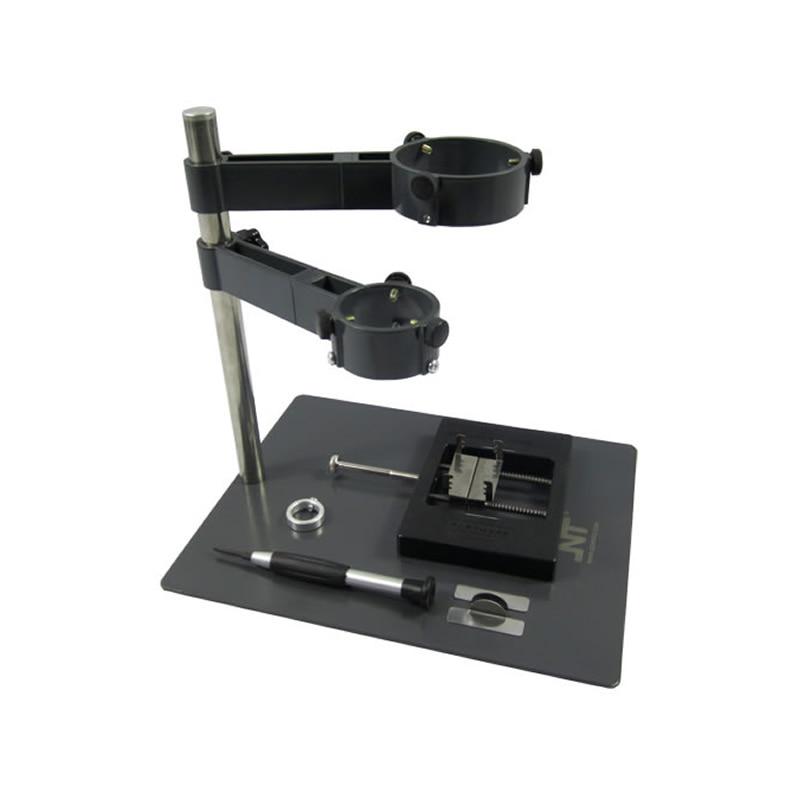 F-204 ordinateur portable et téléphone portable BGA Station de reprise pistolet à Air chaud pince Jig NT F204 montages