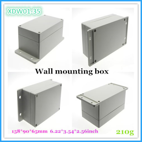 IP65 Wall mounting Waterproof Enclosure/plastic electronics box ...