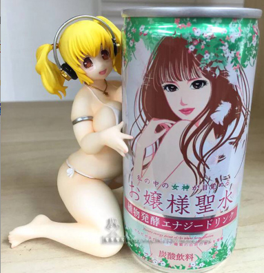 все цены на Japanese original sexy anime figure furyu super sonico action figure collectible model toys for boys онлайн