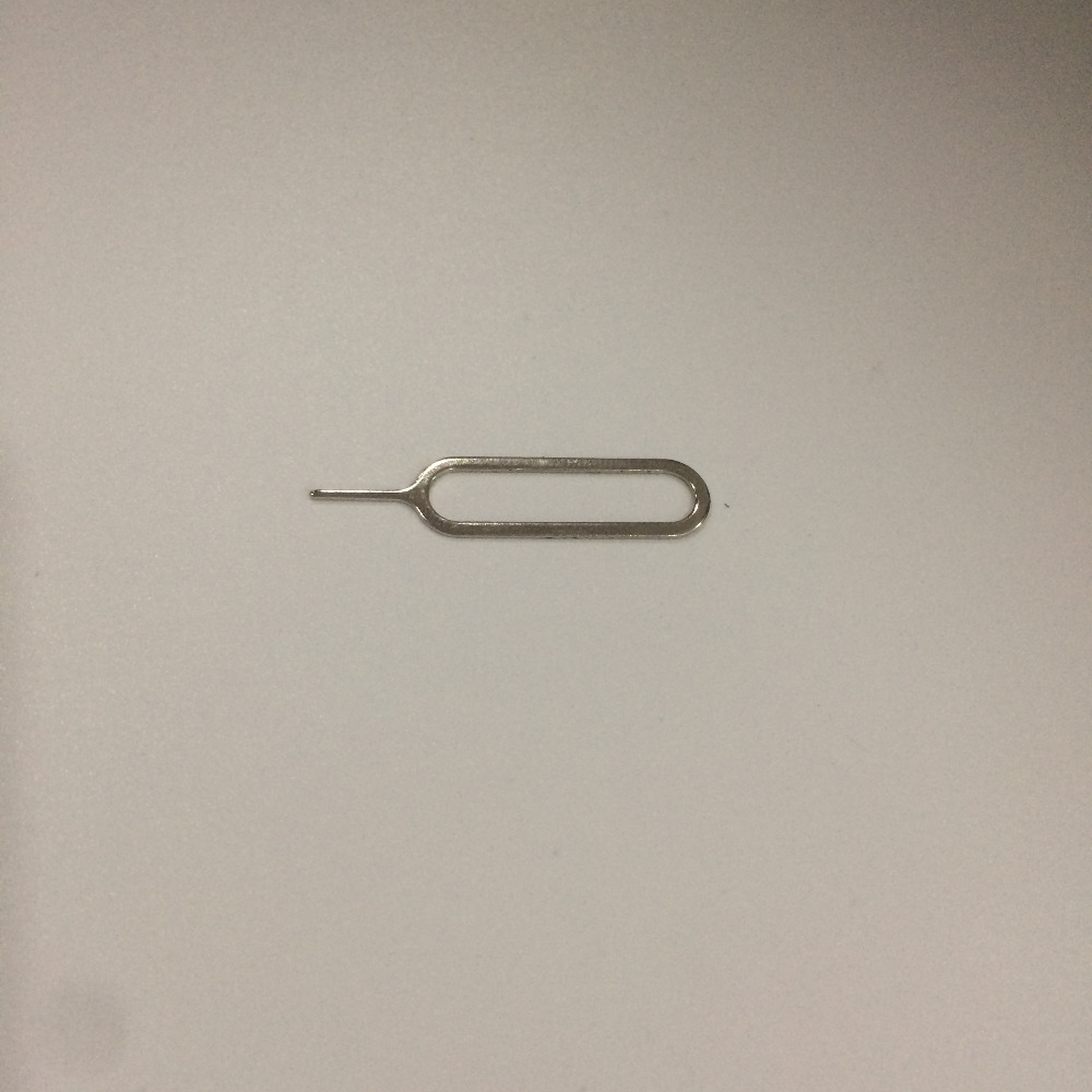 Used Replacement SIM Card Eject Pin Handling Needle For DOOGEE Y6 Max 6.5 Inch FHD MTK6750 Octa Core Free Shipping