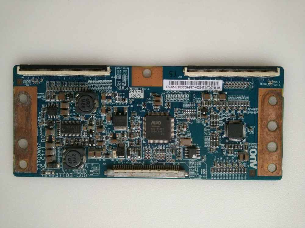 For  Sam Sung LA37A350C1 T C L L37M61B Logic Board T370XW02 VC 37T03-C00