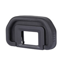EB Eyecup Eyepiece Viewfinder Rubber Hood For Canon for EOS 5D / 5D Mark II / 5D2 6D 10D 20D 30D 40D 50D 60D 70D Digital Camera(China)