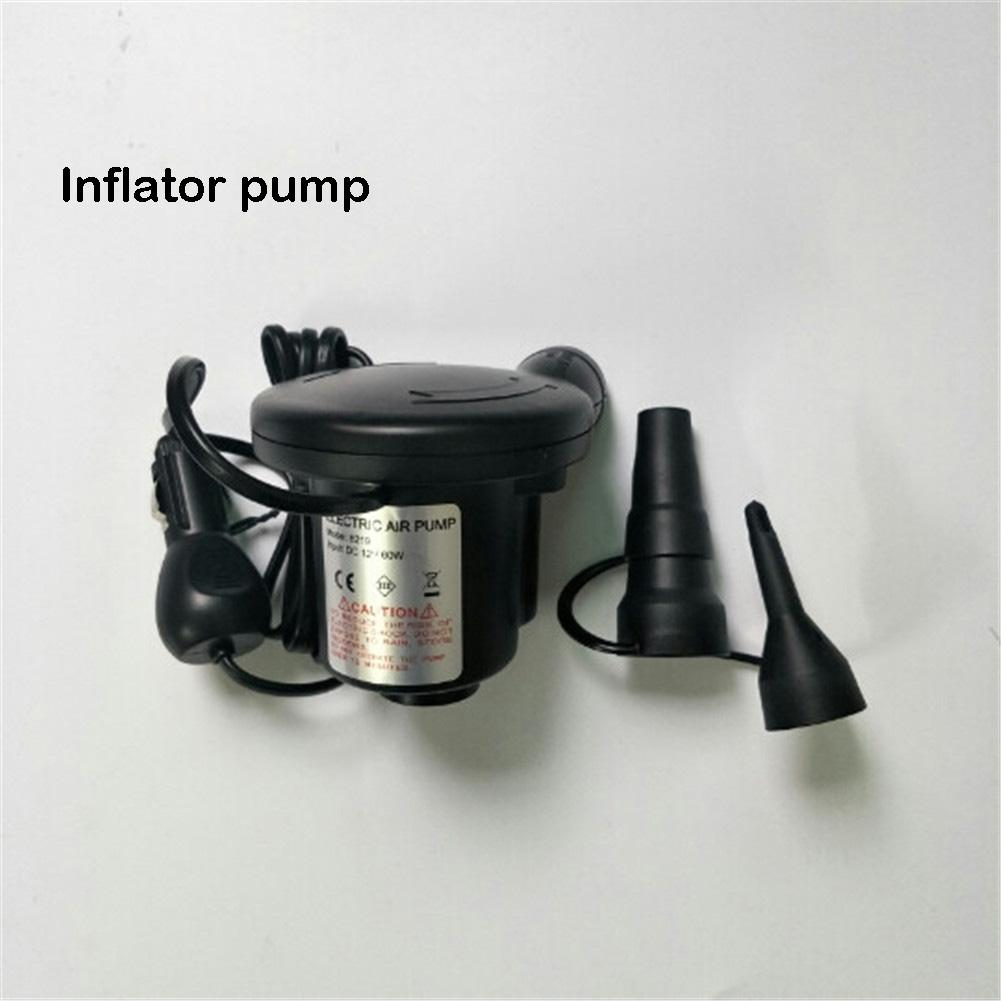 Inflator Pump Air Pump For Car Bed Car Mattress Inflatable Back Seat Gap Pad Air Bed Cushion