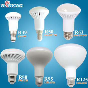 R50 Led Lamp E14 E27 Led Bulb 3W 5W 7W 9W Led Light AC 110V 220V 240V Lampara Led For Home Decoration Ampoule Cold/Warm White r39 r63 r80 r50 led spot light reflector bulb white shell lamp 3w 5w 7w 9w 12w 85 265v ac220v e27 e14 for offices lighting
