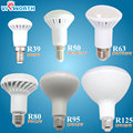 VisWorth R39 R50 R63 R80 LED Lamp E14 E27 3W 5W 7W 9W AC 220V 230V 12W 15W 20W R80 R95 R125 Led Bulbs Warm Cold White SpotLight