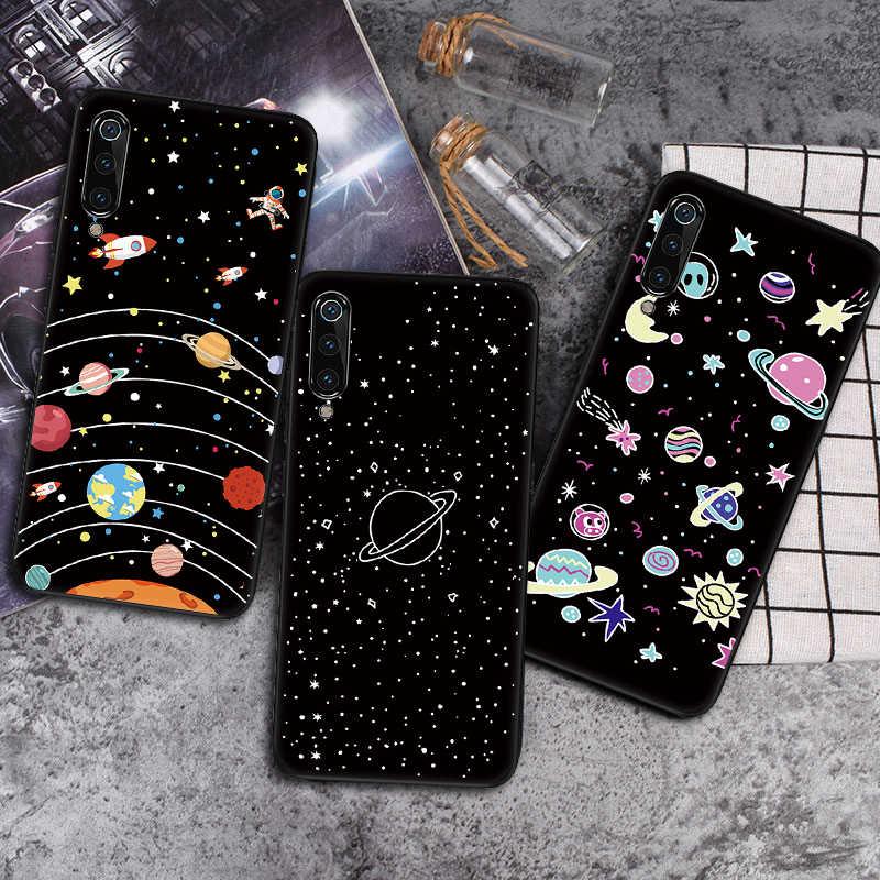 Silikon TPU Kembali Ponsel Case untuk Xiao Mi Mi 9 Se Mi 8 Mi A2 Lite Pola Case untuk Xiao mi Merah Mi 7 6 6A 6Pro Note 7 6 Pro Cover Case