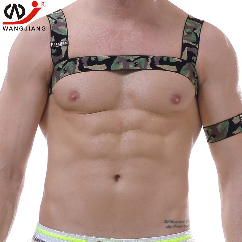 Jockstrap Gay Men Underwear Thong Men Erotic Male Sexy -1681