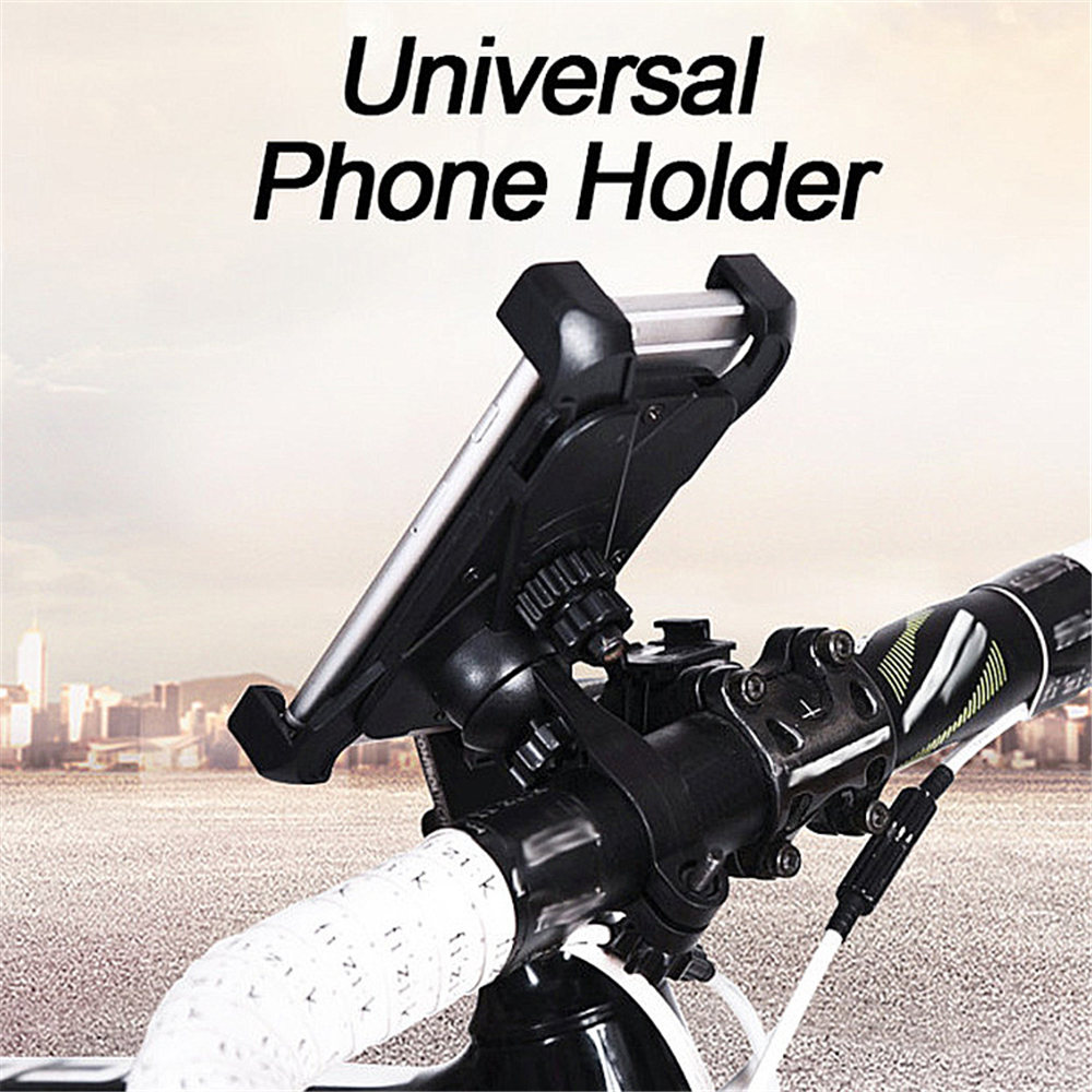 Adjustable Bicycle Phone Holder Made Of PVC Material For Universal Mobile Cell Phone 1