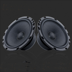 6.5inch Two Way Car Speaker TS-A1653A ,Car Raw speaker driver, speaker unit driver 6.5inch high quality  car subwoofer speaker
