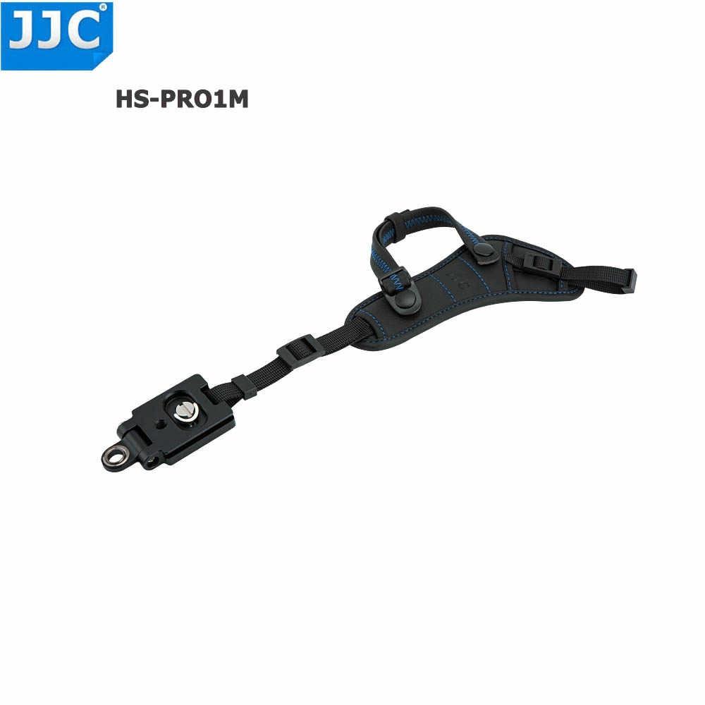 """JJC HS-PRO1M/HS-PRO1P poignée pour la plupart des appareils photo reflex numériques avec prise trépied 1/4 """"-20 pour Sony/Nikon/Canon/Panasonic/Olympus"""